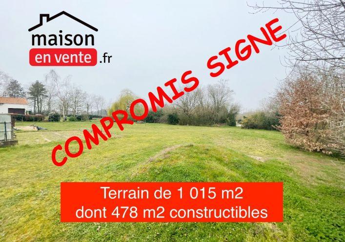 A vendre Terrain Vertou | R�f 44014194 - Maisonenvente.fr