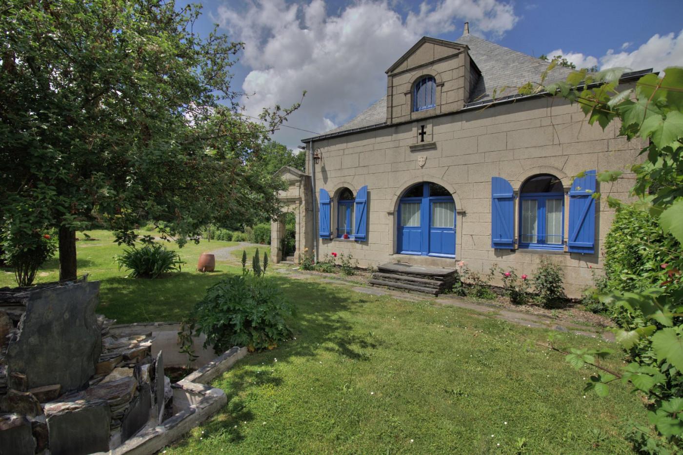 A vendre Moisdon La Riviere 44015423 Agence porte neuve immobilier