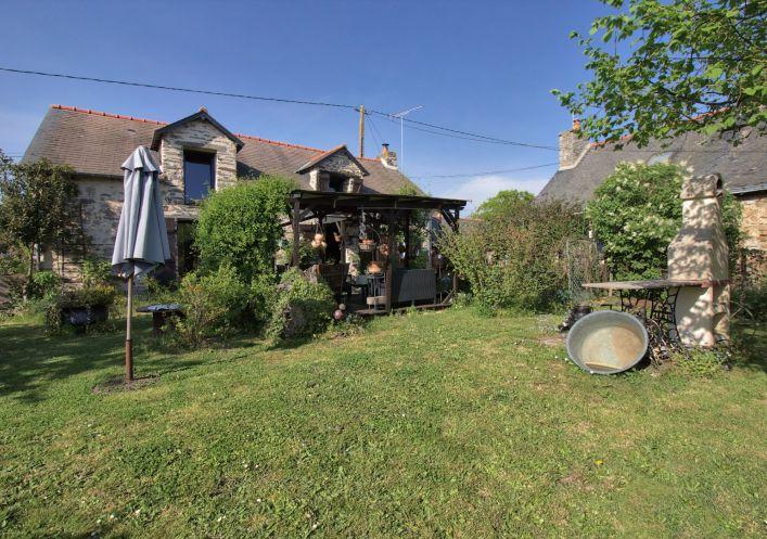A vendre Maison en pierre Lusanger | R�f 44015577 - Agence porte neuve immobilier