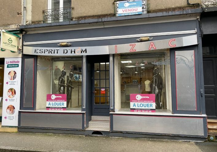 For rent Chateaubriant 44015658 Agence porte neuve immobilier