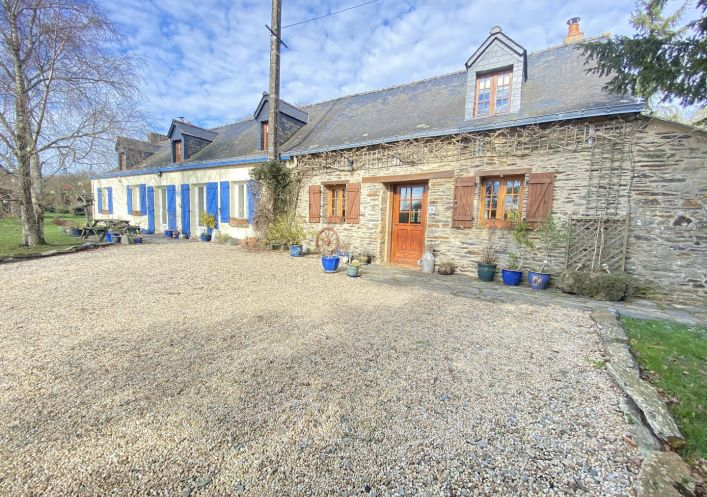 A vendre Maison en pierre Juigne Des Moutiers | R�f 44015749 - Agence porte neuve immobilier
