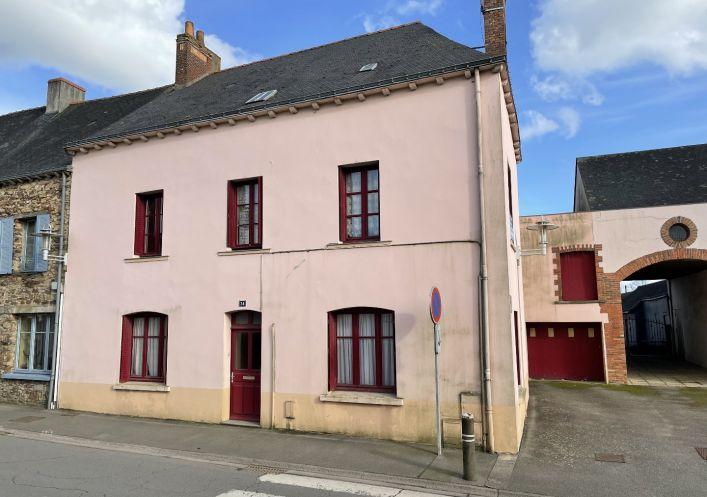 A vendre Maison La Meilleraye De Bretagne | R�f 44015756 - Agence porte neuve immobilier