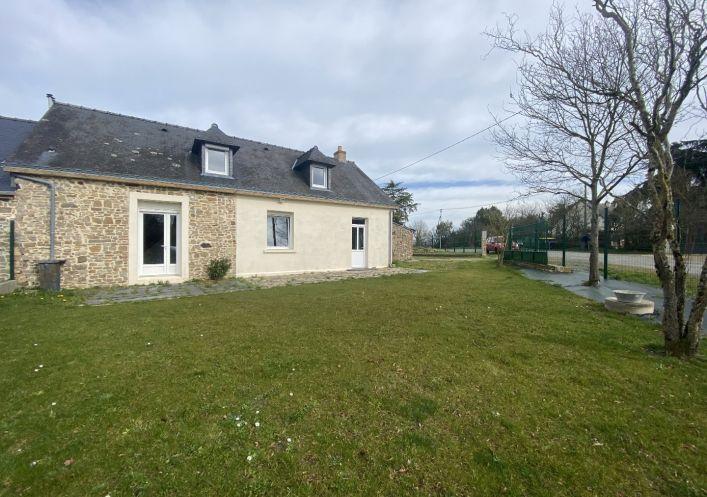 A vendre Maison en pierre Soulvache | R�f 44015757 - Agence porte neuve immobilier