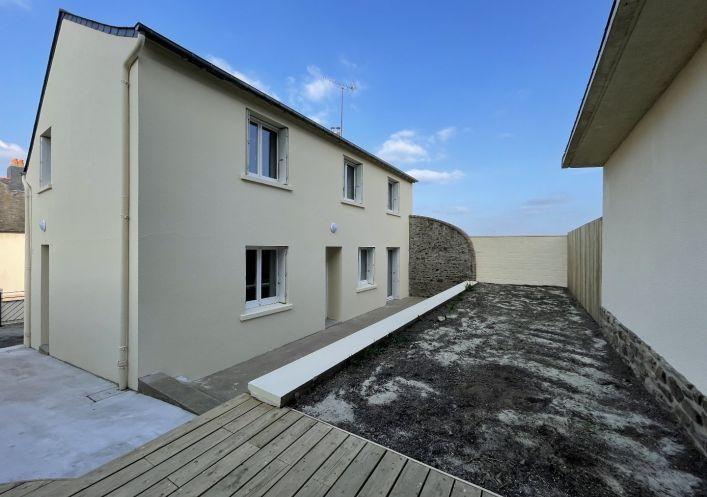 A vendre Maison Martigne Ferchaud | R�f 44015761 - Agence porte neuve immobilier