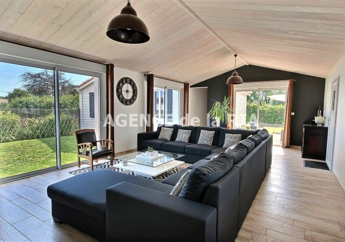 A vendre Maison Le Clion Sur Mer | Réf 44017295 - Agence de la ria