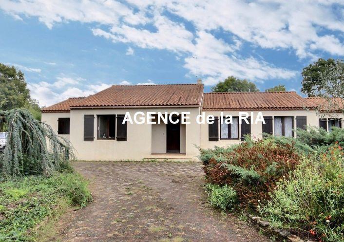 A vendre Maison Machecoul Saint Meme | Réf 44017325 - Agence de la ria