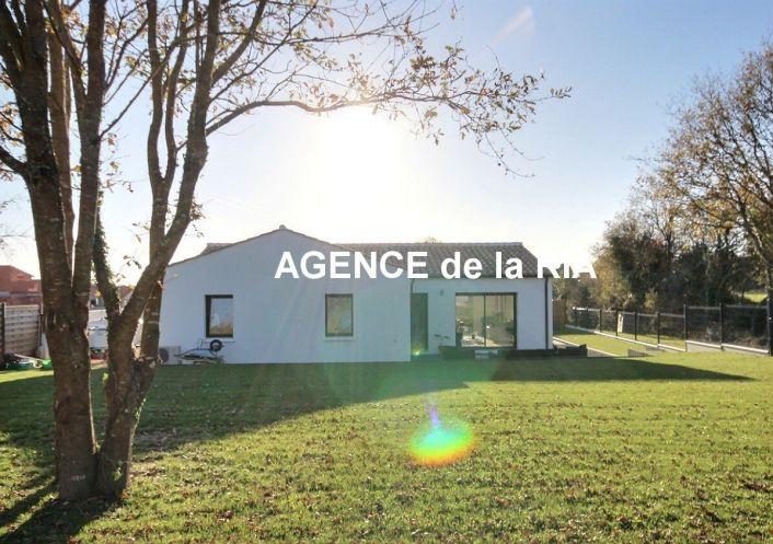A vendre Maison La Bernerie En Retz | Réf 44017336 - Agence de la ria