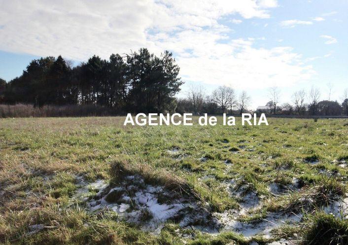 A vendre Terrain constructible Pornic | Réf 44017386 - Agence de la ria