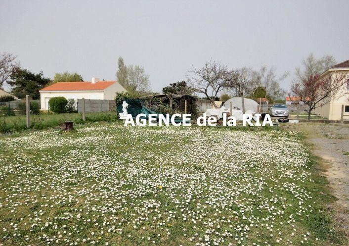 A vendre Terrain La Plaine Sur Mer | Réf 44017395 - Agence de la ria