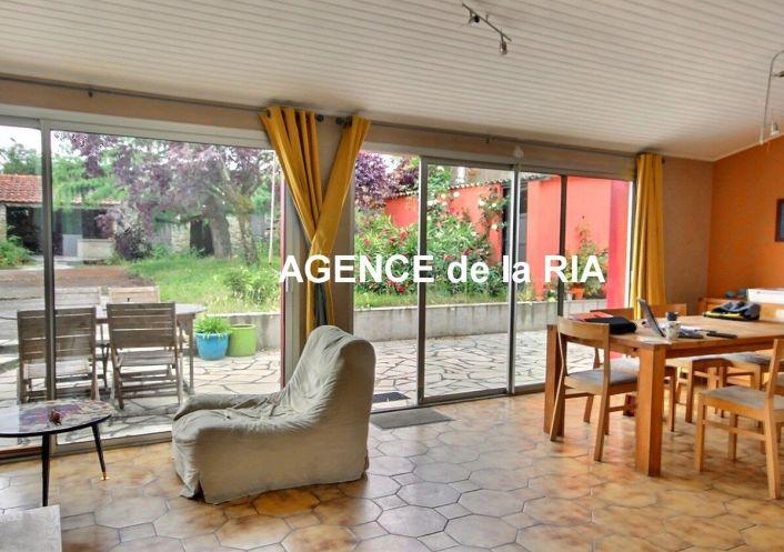 A vendre Maison La Plaine Sur Mer | Réf 44017406 - Agence de la ria