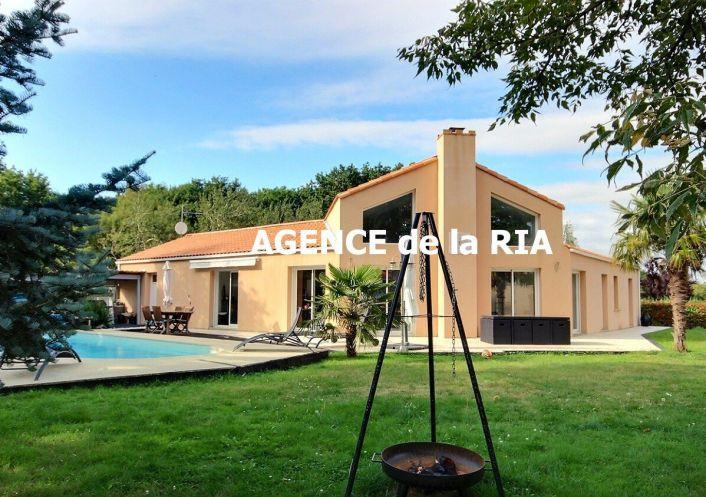 A vendre Maison Le Clion Sur Mer | Réf 44017414 - Agence de la ria