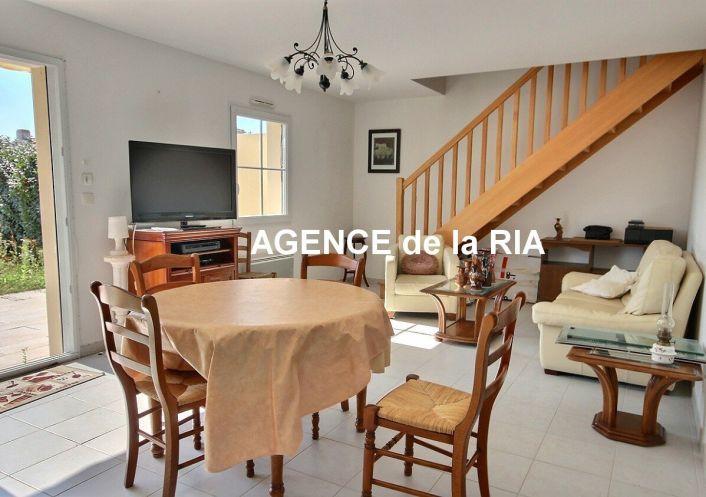A vendre Maison Les Moutiers En Retz | Réf 44017423 - Agence de la ria