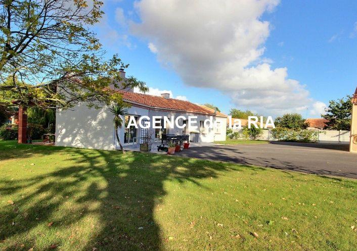 A vendre Maison Saint Viaud   Réf 44017425 - Agence de la ria