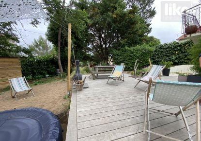 en location saisonnière Maison Saint Brevin Les Pins | Réf 440191312 - Adaptimmobilier.com