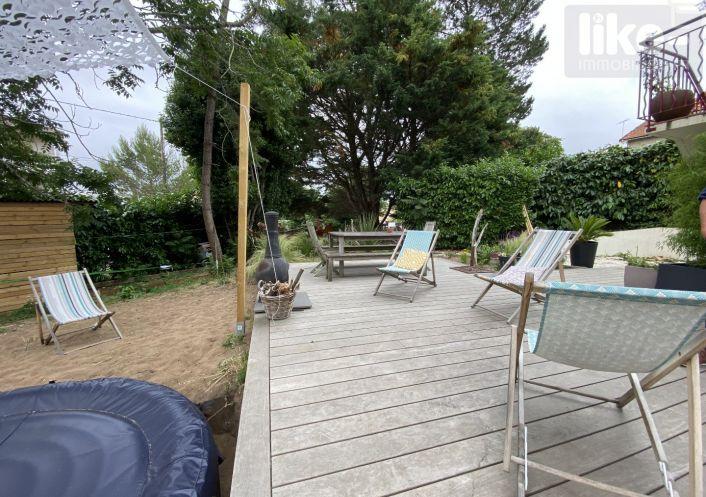 en location saisonnière Maison Saint Brevin Les Pins   Réf 440191312 - Like immobilier