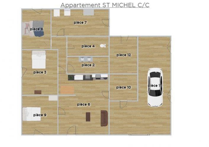 A vendre Appartement Saint Michel Chef Chef | Réf 440191518 - Like immobilier