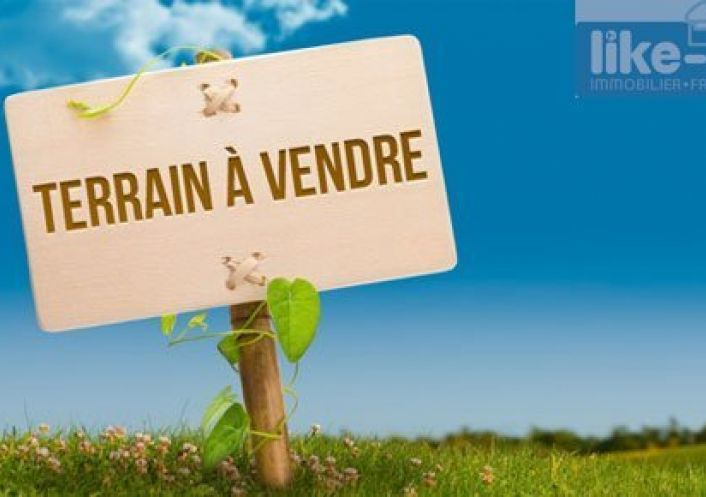 A vendre Terrain constructible Les Couets | Réf 44019881 - Like immobilier