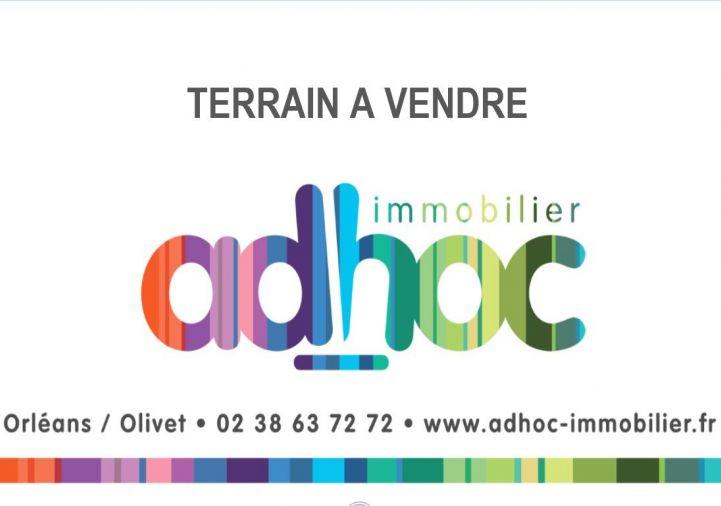 A vendre Olivet 4500550292 Ad hoc immobilier