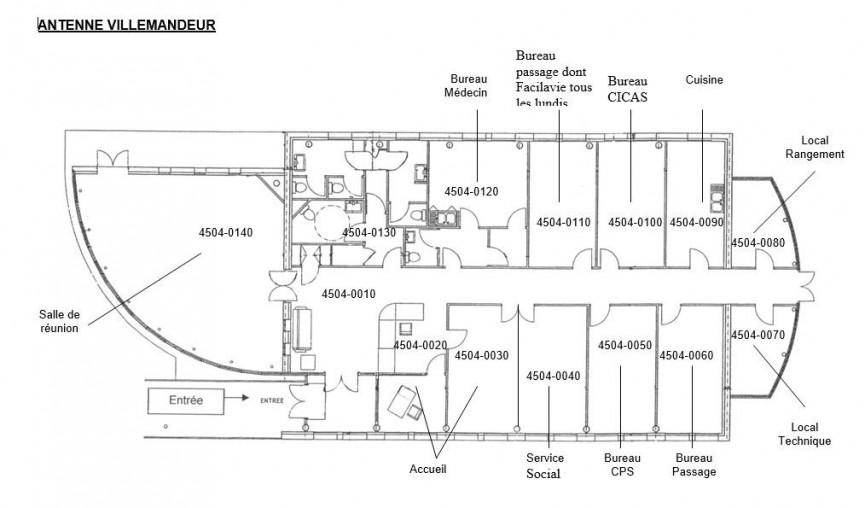 A vendre  Villemandeur | Réf 4500554400 - Ad hoc immobilier