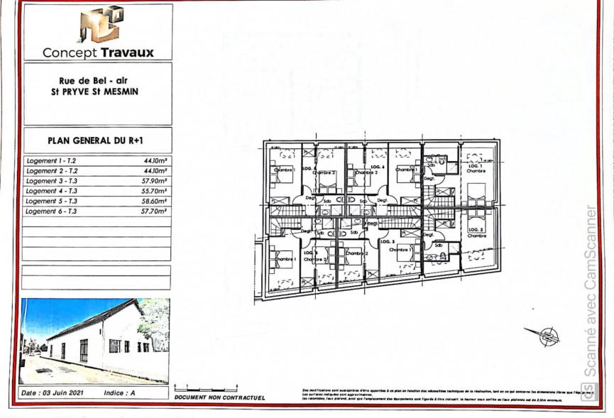 A vendre  Saint Pryve Saint Mesmin | Réf 4500556334 - Ad hoc immobilier