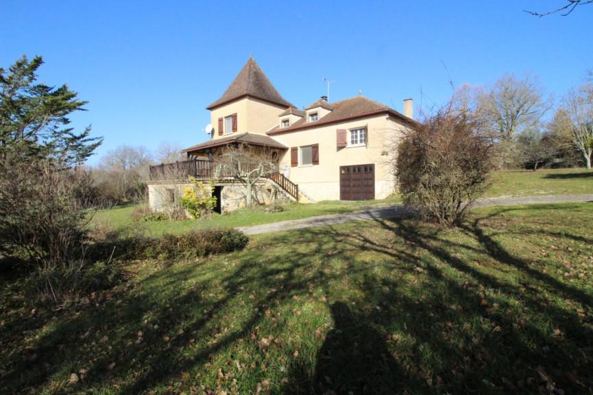 For sale  Anglars Juillac | Réf 4600310460 - Prayssac immobilier