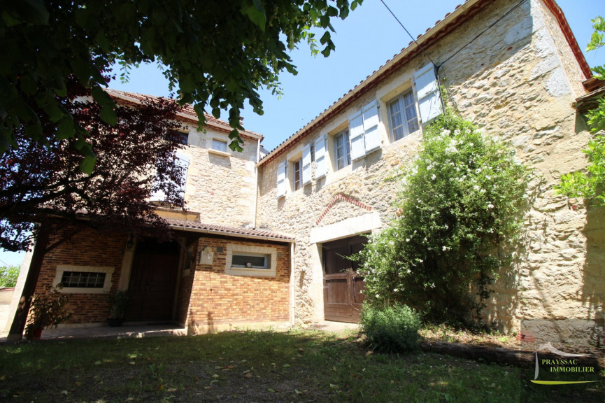 A vendre Prayssac 4600311151 Prayssac immobilier