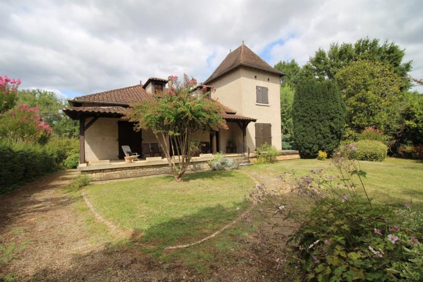 A vendre Puy L'eveque 4600311438 Prayssac immobilier