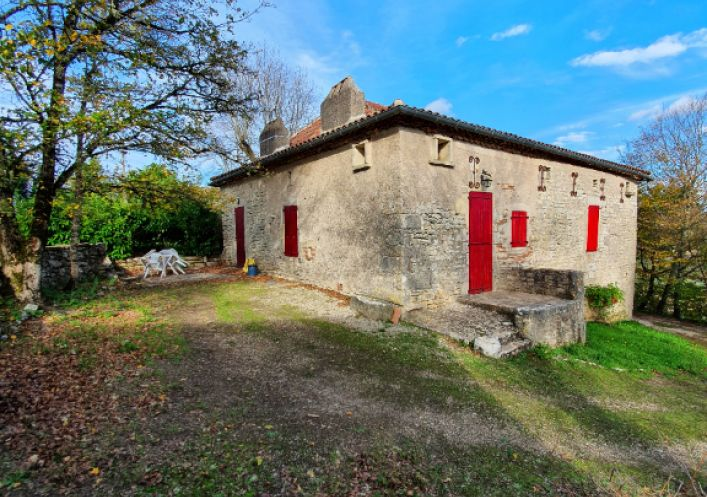 A vendre Maison  Saint Vincent Rive D Olt  | R�f 4600315874 - Prayssac immobilier