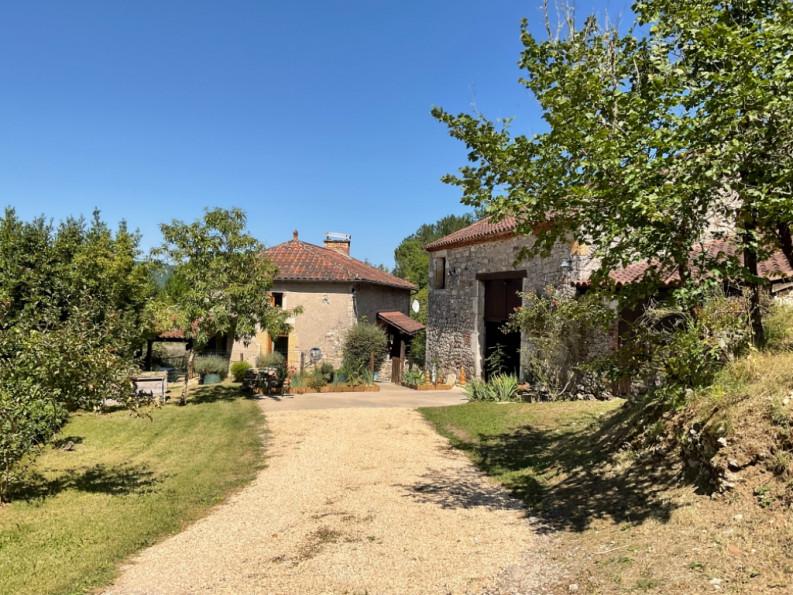 A vendre   Puy L Eveque    Réf 4600316004 - Prayssac immobilier