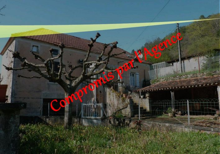 For sale Puy L'eveque 46003329 Prayssac immobilier