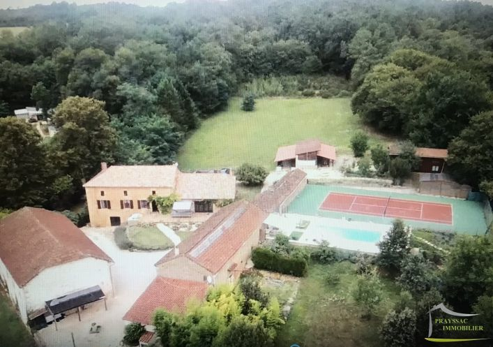 For sale Domaine Puy L'eveque | R�f 46003347 - Prayssac immobilier