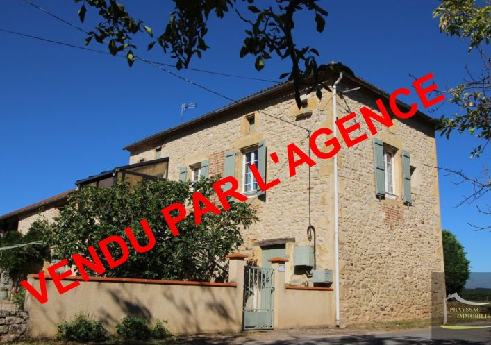A vendre Maison Prayssac | R�f 460034028 - Prayssac immobilier