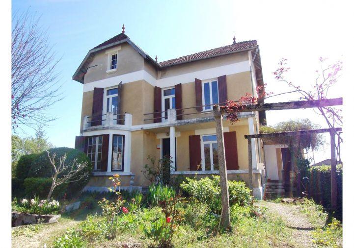A vendre La Sauvetat-sur-lÈde 4600410823 Puy l'Évèque immobilier international