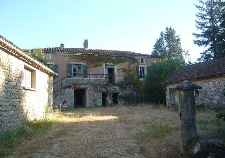 A vendre Floressas 4600415563 Puy l'Évèque immobilier international