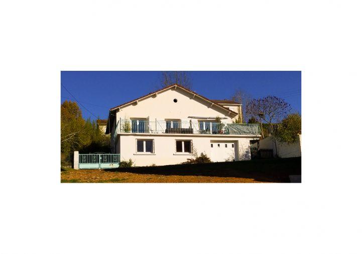 A vendre Maison Puy L Eveque   Réf 4600416152 - Puy l'Évèque immobilier international