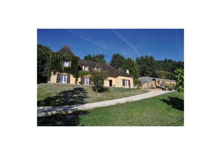 A vendre Maison Tourliac   Réf 4600416498 - Puy l'Évèque immobilier international