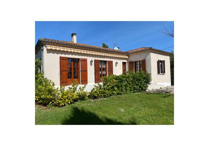 A vendre Maison Villereal   Réf 4600416648 - Puy l'Évèque immobilier international