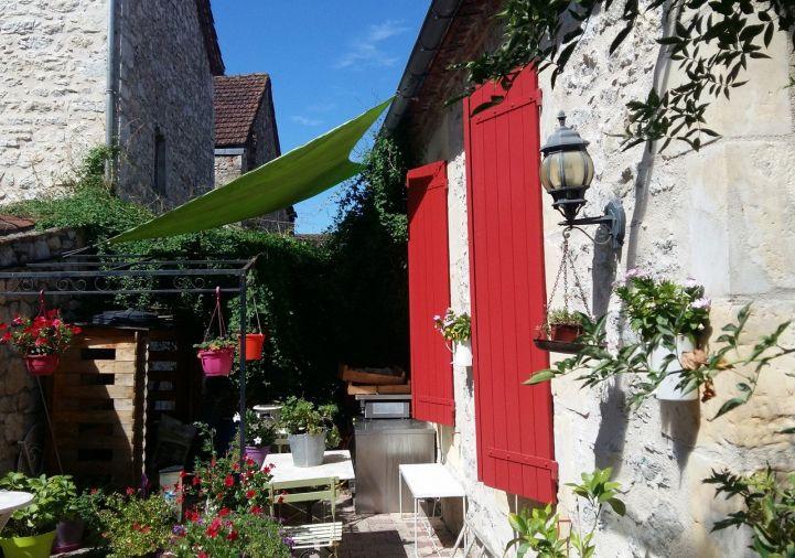 A vendre Maison Luzech | Réf 4600416731 - Puy l'Évèque immobilier international