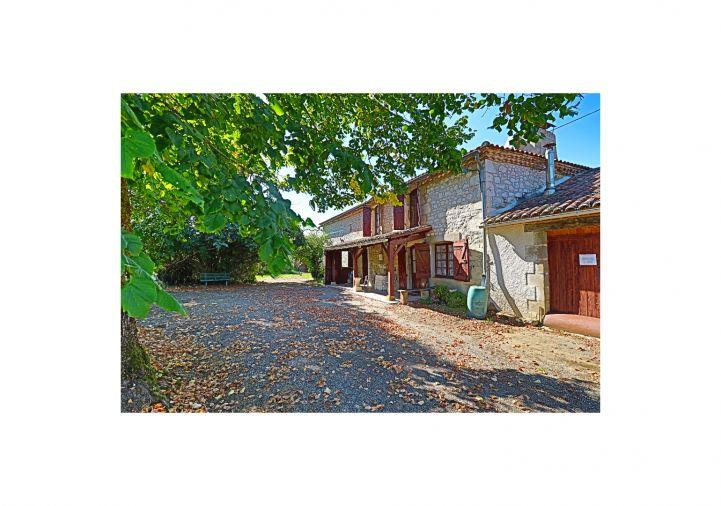A vendre Maison Tremons | Réf 4600417165 - Puy l'Évèque immobilier international