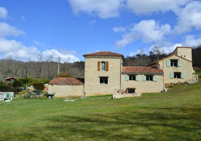A vendre Maison Castelfranc | R�f 4600531 - Luzech immobilier