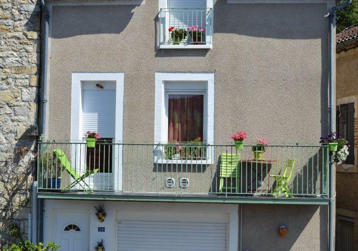A vendre Maison de village Luzech | R�f 460053346 - Luzech immobilier