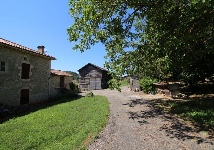 A vendre Maison de campagne Montaigu De Quercy | R�f 47006449 - Action immobilier