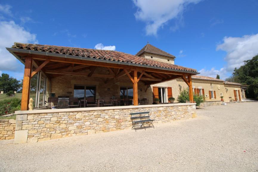 A vendre Blanquefort Sur Briolance 47006451 Action immobilier