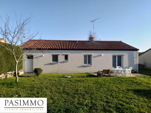 A vendre  Villedieu La Blouere | Réf 49002423 - Pasimmo