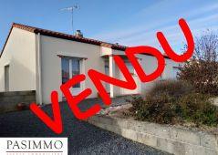 A vendre Maison Villedieu La Blouere   Réf 49002423 - Pasimmo