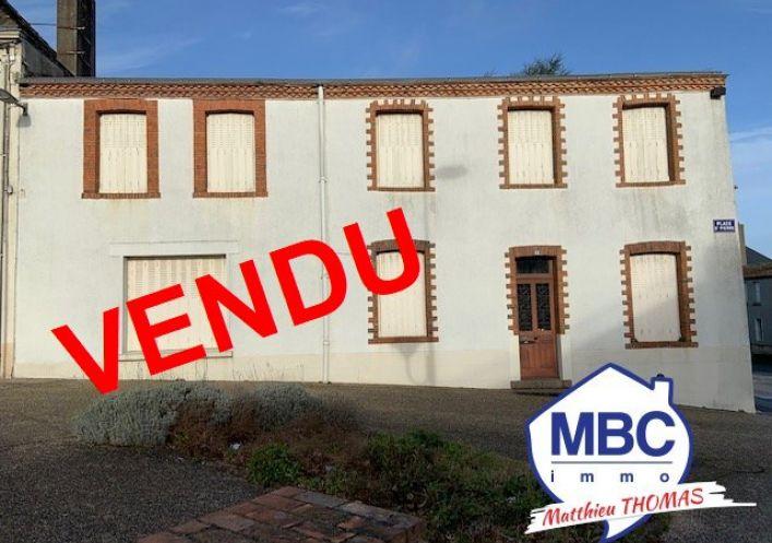 A vendre Saint Pierre Montlimart 490031818 Mbc immo