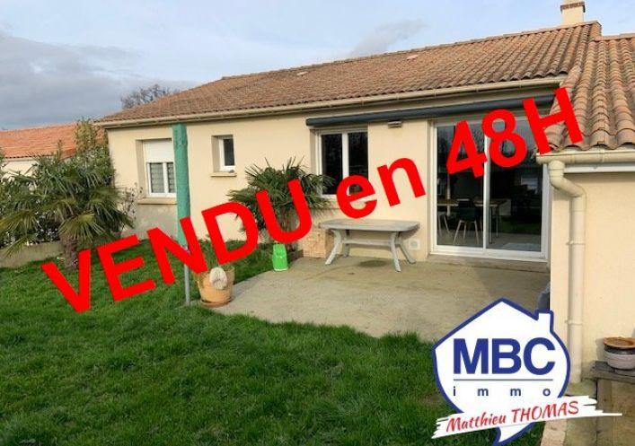 A vendre Saint Pierre Montlimart 490031845 Mbc immo