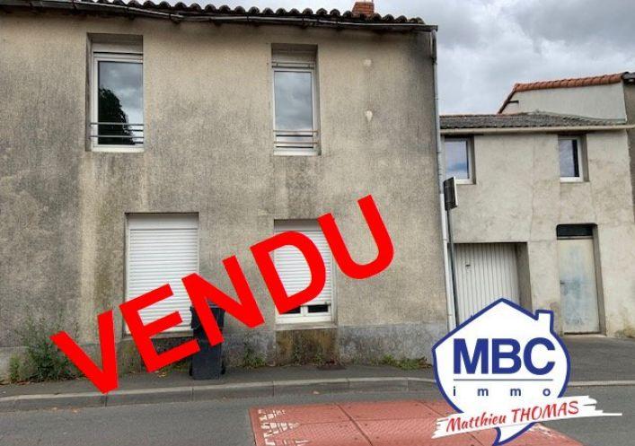 A vendre Saint Pierre Montlimart 490031920 Mbc immo