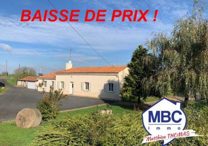 A vendre Maison Saint Florent Le Vieil | Réf 490032067 - Mbc immo