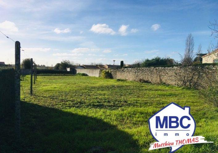 A vendre Terrain constructible Chalonnes Sur Loire | Réf 490032106 - Mbc immo